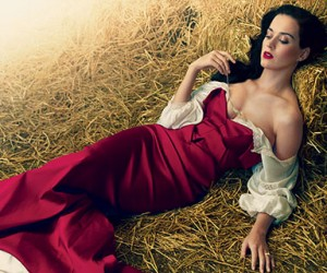 Katy Perry для журнала Vogue US