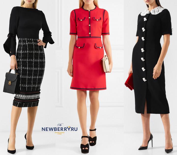 97ec1fb7173 Самое главное  офисное платье должно сидеть по фигуре и быть удобным