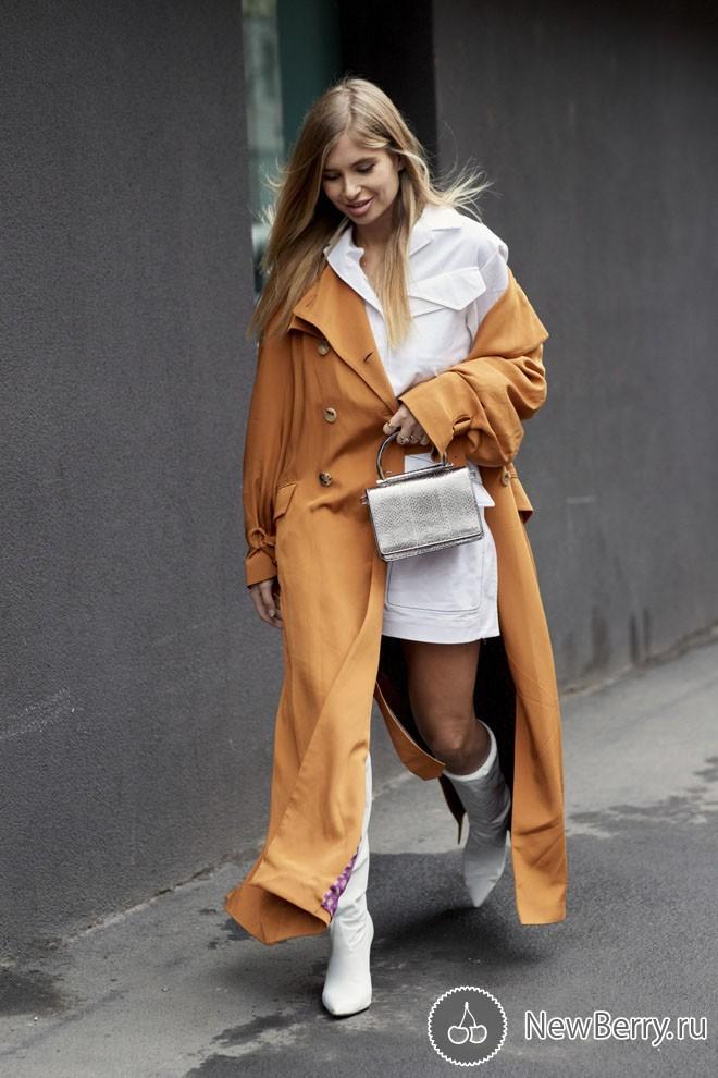 f474b3ae76d Street style на неделе моды в Милане осень-зима 2018-2019