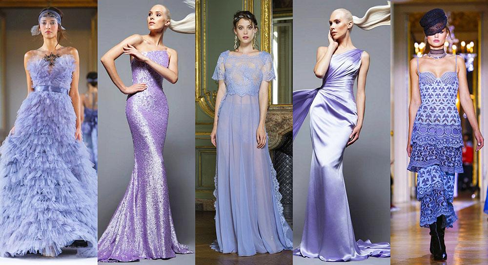 9364565cac31 В новых коллекциях женской одежды 2016-2017 лиловый цвет продемонстрировали  на показах  Miu Miu, Tods, Kenzo, Roberto Cavalli, Chanel, Michael Kors,  Carven, ...