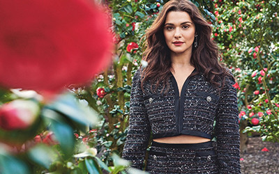Rachel Weisz на страницах журнала Harper's Bazaar UK