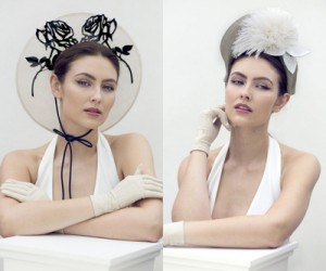 Maggie Mowbray Millinery весна-лето 2017