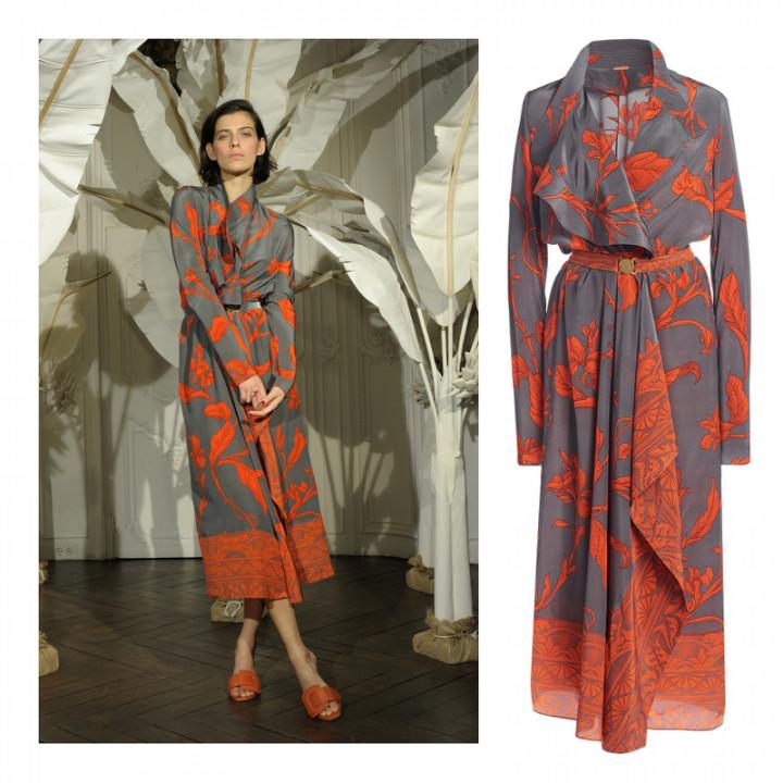Самые желанные платья из коллекции Johanna Ortiz осень-зима 2020-2021