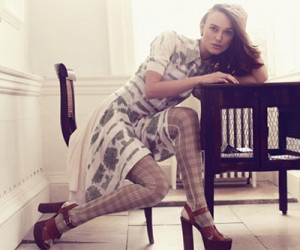 Keira Knightley на страницах Harper's Bazaar UK