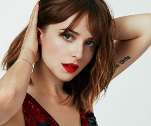 Dakota Johnson на страницах журнала Marie Claire US
