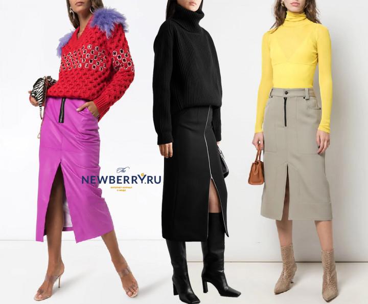 Выбираем идеальные модели юбок на зимний сезон