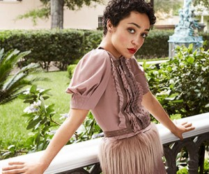 Ruth Negga на страницах Town & Country US
