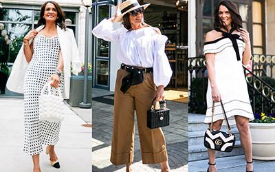 Мода для женщин за 50 от модницы Sylvia Collela