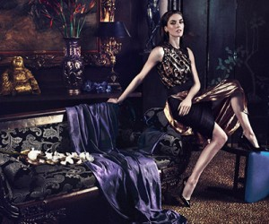 Hilary Rhoda для журнала Marie Claire Mexico