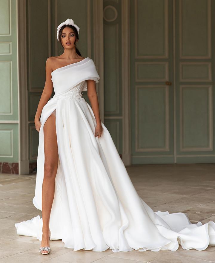 Роскошная коллекция свадебных платьев Royalty 2020 от Pollardi