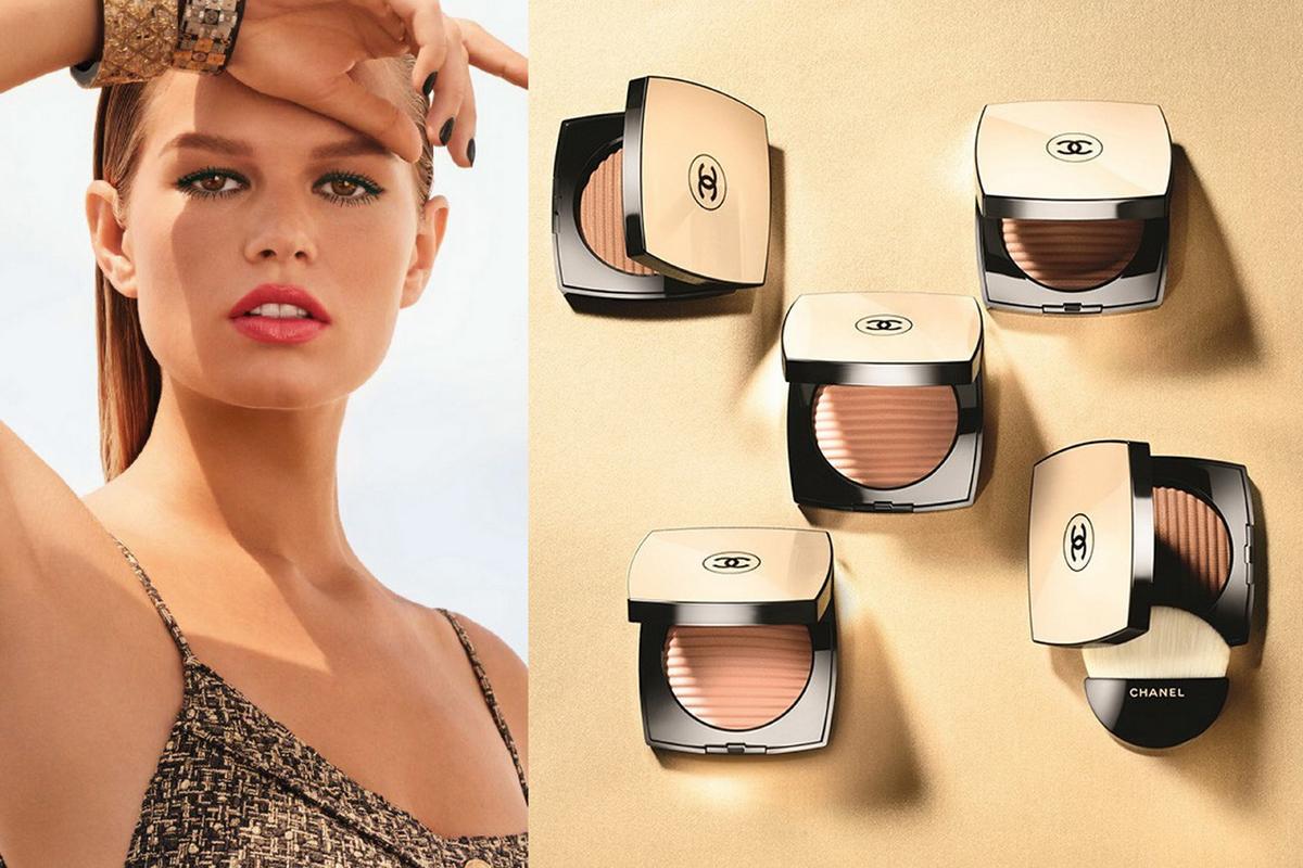 Les Indispensables de LEte: круизная коллекция макияжа Chanel